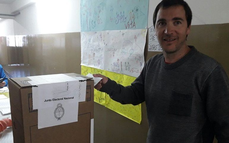 """""""RATIFICAMOS LA ELECCIÓN DEL 13 DE AGOSTO, NOS HEMOS CONSOLIDADO COMO LA TERCERA FUERZA DEL DISTRITO"""""""