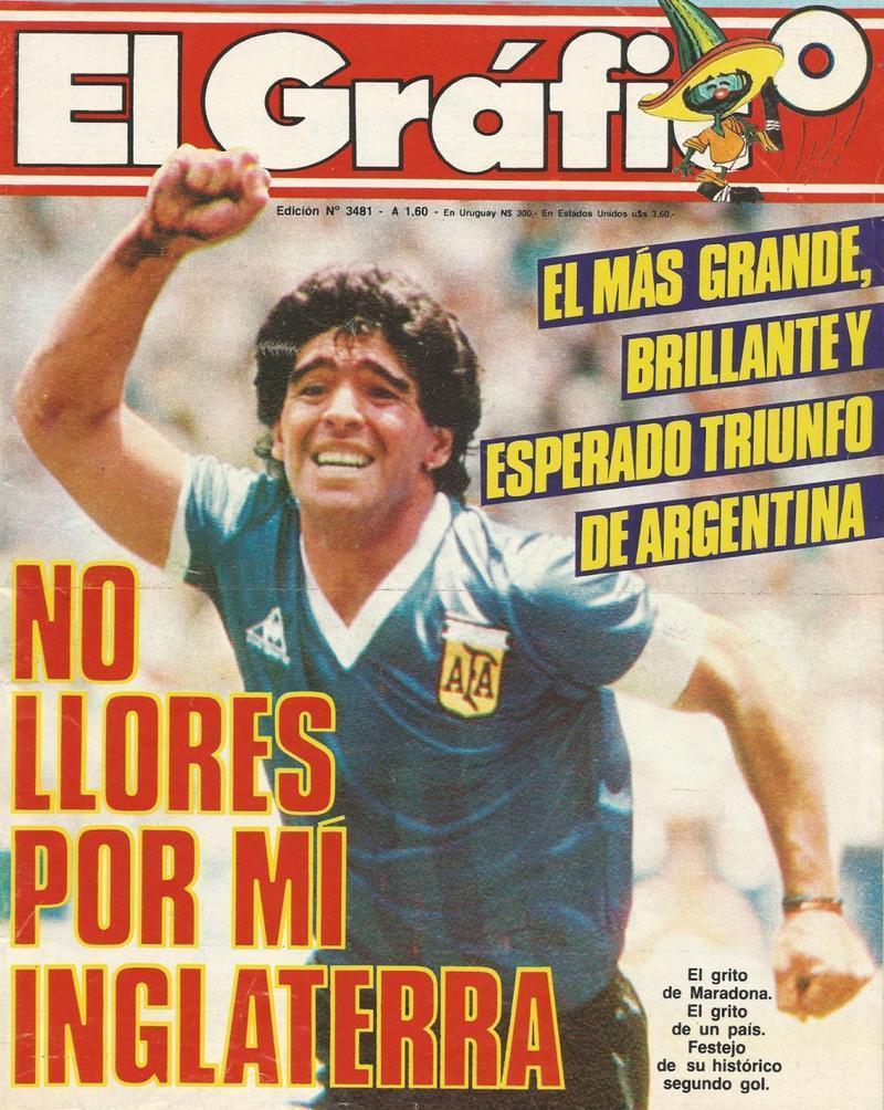 Cierra el gr fico la revista que atesor los mejores for Revistas del espectaculo argentino
