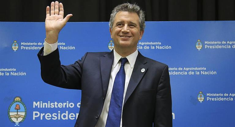 """ETCHEVEHERE APOYÓ LA DECISIÓN DE RECURRIR AL FMI: """"ES PARA SEGUIR CON EL CAMBIO GRADUAL"""""""