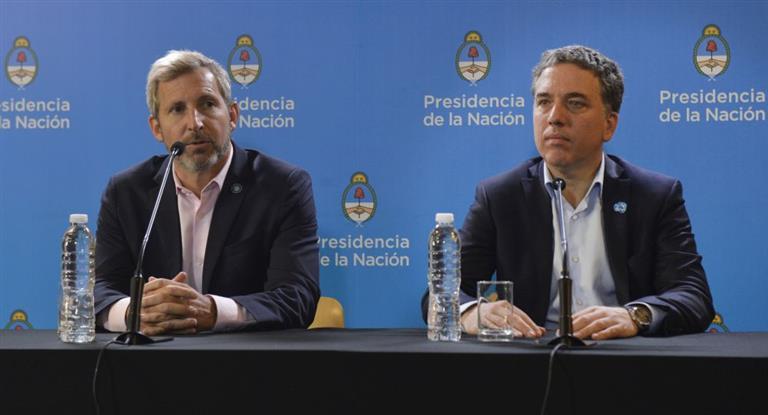 """DUJOVNE NO DESCARTÓ FRENO A REBAJA DE RETENCIONES A LA SOJA: """"TODAS LAS OPCIONES ESTÁN SOBRE LA MESA"""""""