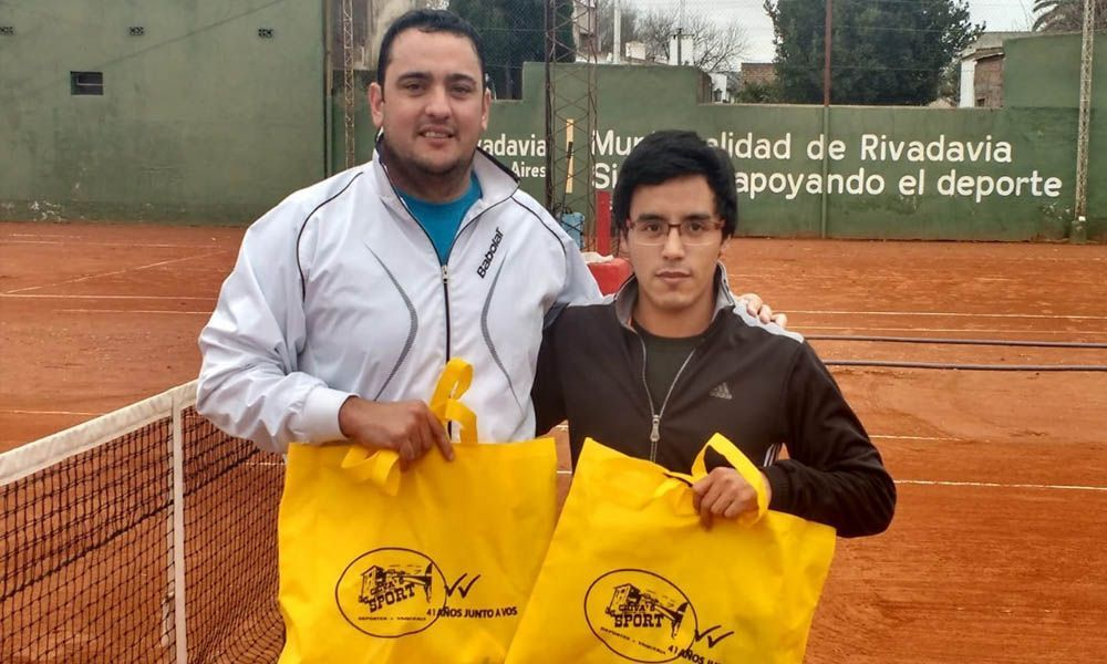 INDEPENDIENTE TENIS CLUB TUVO LA SEGUNDA FECHA DEL TORNEO LOCAL