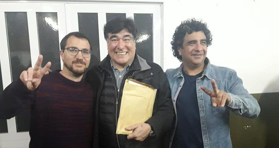 INTEGRANTES DE UNIDAD CIUDADANA RIVADAVIA PARTICIPARON DE CHARLA ABIERTA DONDE ESTUVO ZANNINI