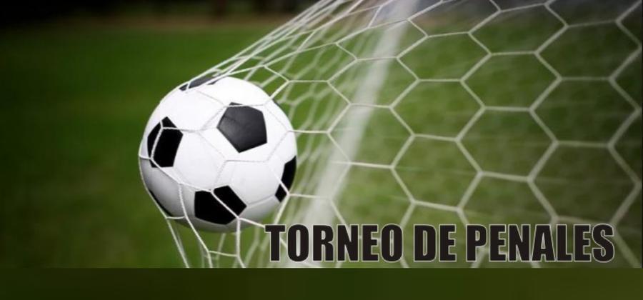 """TORNEO DE PENALES: """"GOL SOLIDARIO"""""""