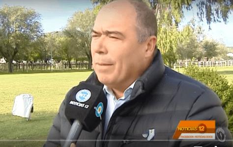 OSCAR SÁNCHEZ: NO COMPARTO LA DENUNCIA DE LOS INTENDENTES