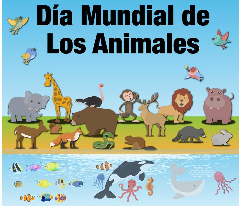 Resultado de imagen para El 4 de octubre se celebra el Día Mundial de los Animales en conmemoración de San Francisco de Asís