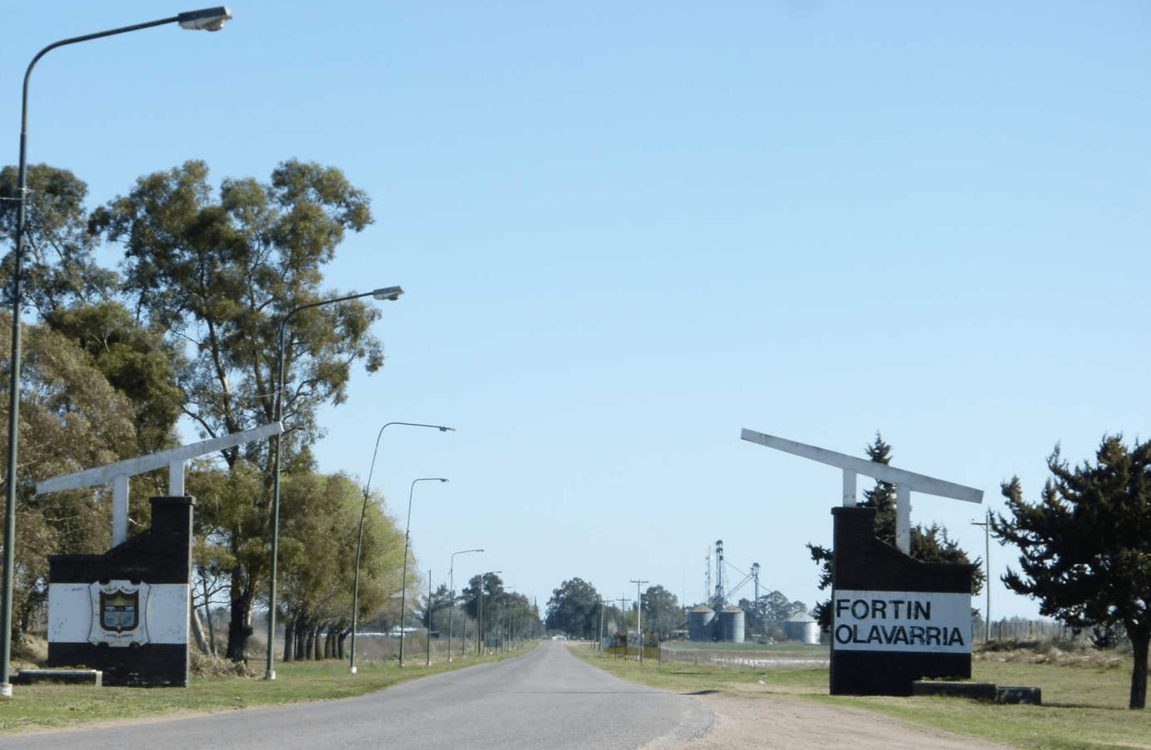 APREHENDIERON A UN JOVEN DE 18 Y A UNA MUJER DE 54 POR EL CASO DE ABUSO EN FORTÍN OLAVARRÍA