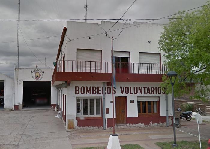 BOMBEROS Y UN IMPORTANTE PEDIDO A LA COMUNIDAD