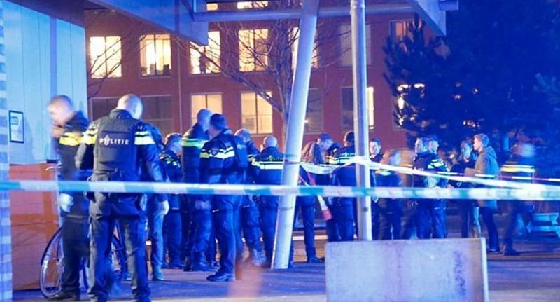 TIROTEO EN AMSTERDAM: AL MENOS UN MUERTO Y DOS HERIDOS GRAVES