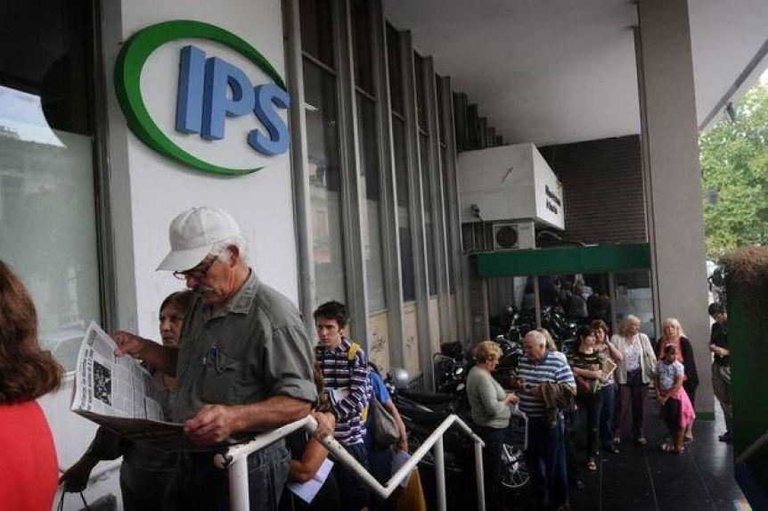 EL IPS PAGARÁ A DOCENTES EL AUMENTO SALARIAL OTORGADO POR LA PROVINCIA EL 7 DE MAYO