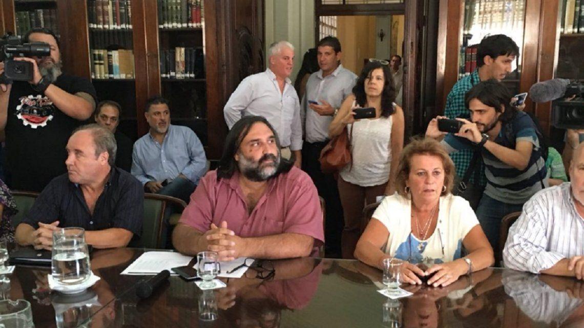 LOS DOCENTES BONAERENSES ANUNCIARON UN NUEVO PARO PARA EL PRÓXIMO MARTES