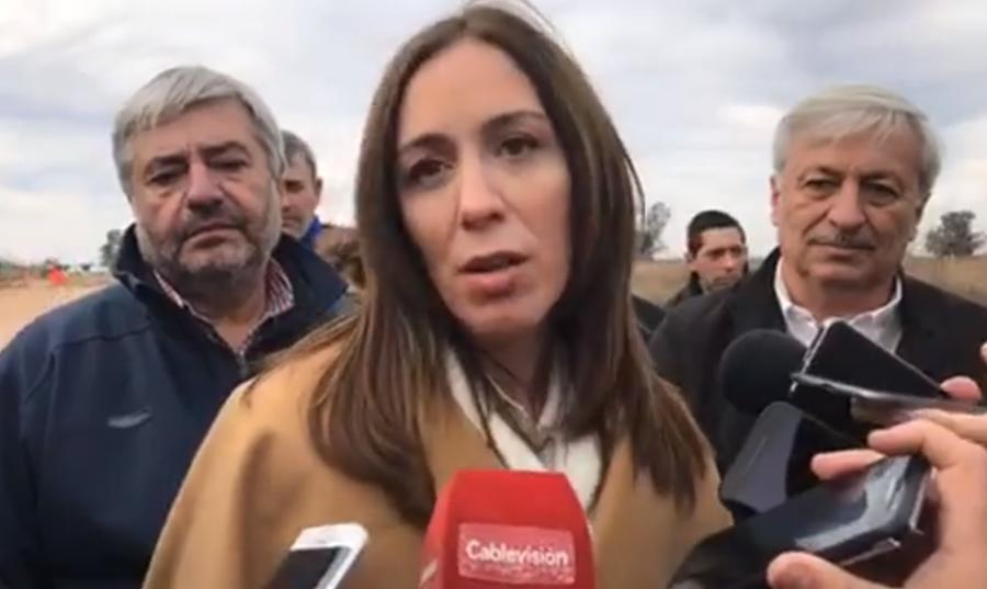 """VIDAL SE DEFENDIÓ DE LA DENUNCIA DE LOS """"APORTES TRUCHOS"""" DICIENDO QUE PROVIENE DEL KIRCHNERISMO"""