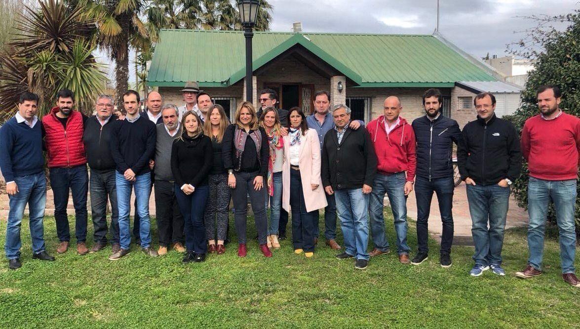 INTENDENTES Y LEGISLADORES DE CAMBIEMOS DE LA CUARTA BUSCAN REUNIRSE CON VIDAL