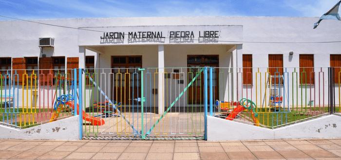 """INSCRIPCIÓN AL JARDÍN MATERNAL """"PIEDRA LIBRE"""" 2020"""