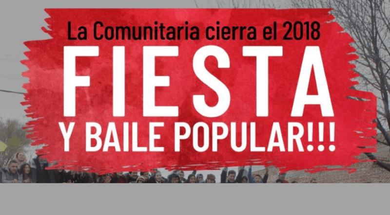 LA COMUNITARIA CIERRA EL AÑO EN GONZÁLEZ MORENO
