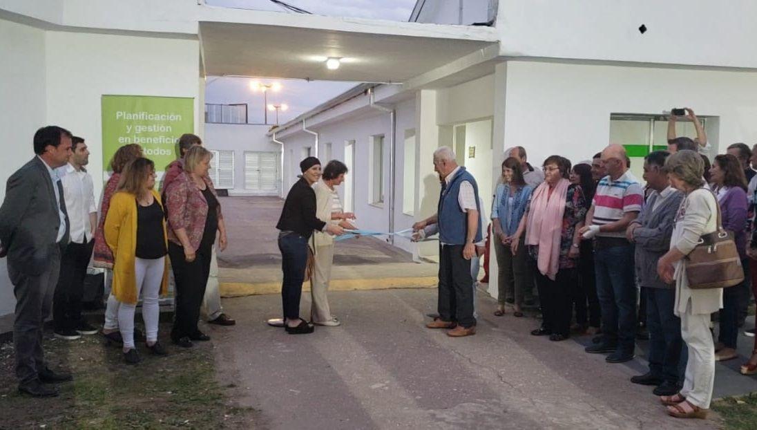 CONOCÉ LAS SALAS DE ONCOLOGÍA Y ESTERILIZACIÓN DEL HOSPITAL MUNICIPAL