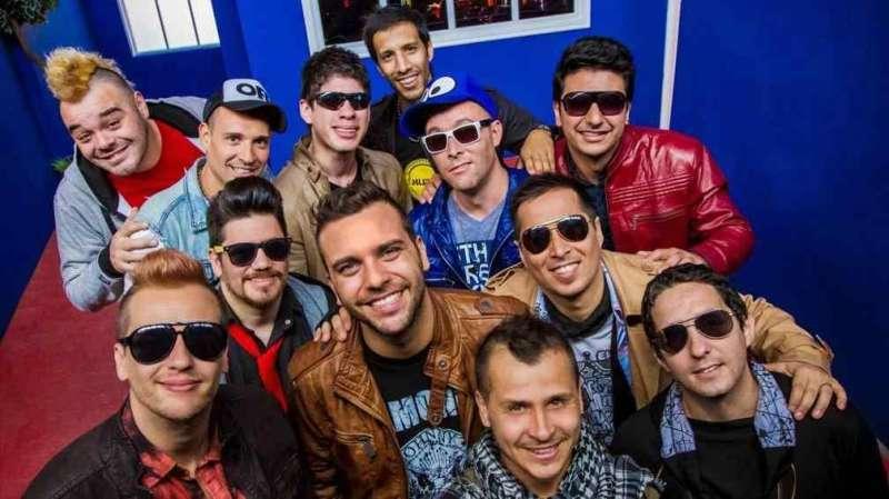 """AMÉRICA: """"LOS CALIGARIS"""" EL SHOW CENTRAL EN EL FINAL DE LOS CORSOS 2019"""