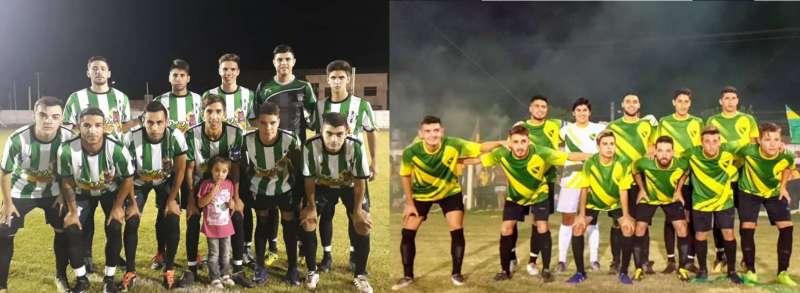 BARRIO NORTE ANTE SANSINENA FC, LA PRIMERA SEMIFINAL DEL SUB 23