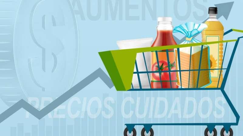 DE «PRECIOS CUIDADOS» A «PRODUCTOS ESENCIALES»: CUÁNTO AUMENTARON LOS PRINCIPALES ARTÍCULOS