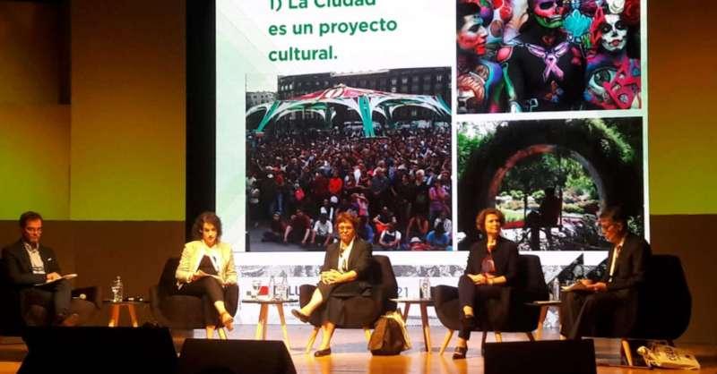 LA DIRECTORA DE CULTURA PARTICIPÓ DE LA III CUMBRE INTERNACIONAL DE CIUDADES CULTURALES