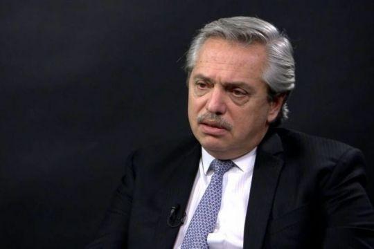 ALBERTO FERNÁNDEZ: «VAMOS A TRABAJAR PARA SACAR A ARGENTINA DE LA POSTRACIÓN»