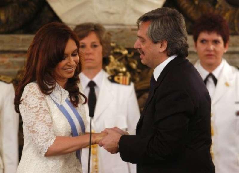 CRISTINA ANUNCIÓ QUE ALBERTO FERNÁNDEZ SERÁ EL CANDIDATO A PRESIDENTE Y ELLA A VICE