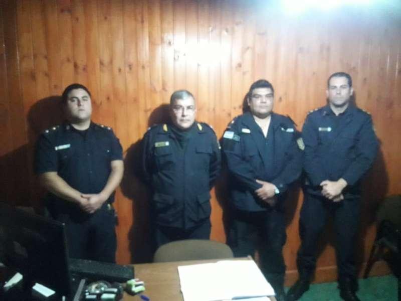 LOS DESTACAMENTOS DE SANSINENA Y FORTÍN OLAVARRÍA TIENEN NUEVOS TITULARES
