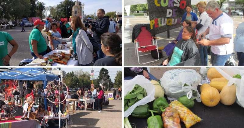 ESTE DOMINGO: «GRAN FERIA COMUNITARIA»
