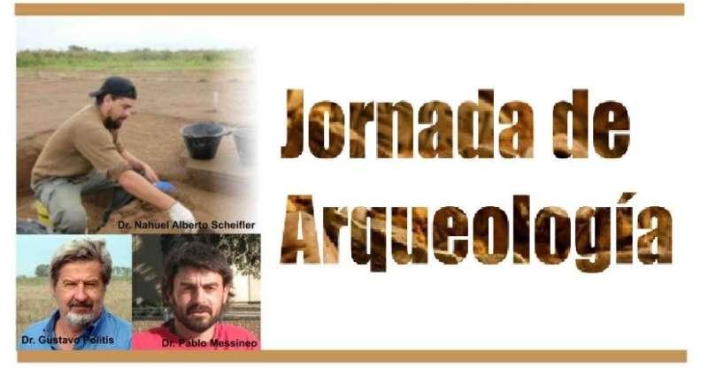 JORNADA DE ARQUEOLOGÍA EN EL CONCEJO DELIBERANTE