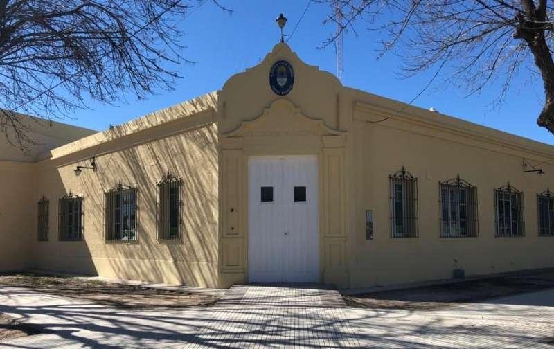 ACTO DE REAPERTURA DE LA DELEGACIÓN MUNICIPAL DE FORTÍN OLAVARRÍA