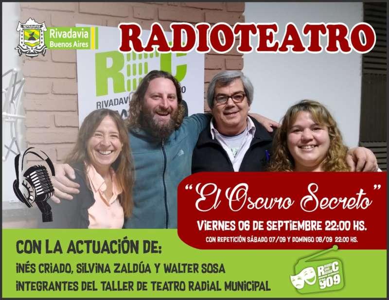 VUELVE EL RADIOTEATRO A LA RADIO MUNICIPAL