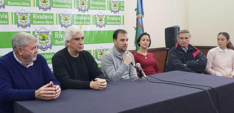 EL DIRECTOR DE LA CARRERA DE AGRONOMÍA DE LA UBA DESTACÓ A RIVADAVIA COMO UN CENTRO EDUCATIVO REGIONAL