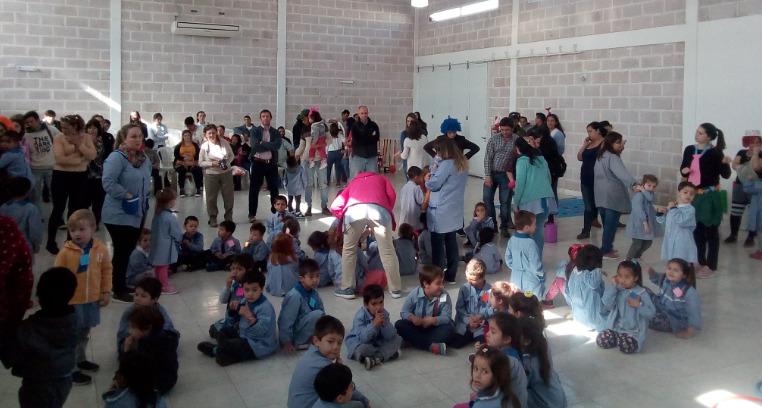 EL JARDÍN 906 FESTEJÓ EL «DÍA DE LA FAMILIA» Y YA PREPARA LA «19° FIESTA DE LA TRADICIÓN»