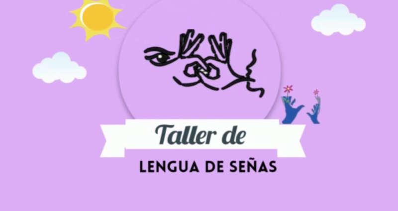CIERRE ANUAL DEL TALLER DE LENGUA DE SEÑAS 2019