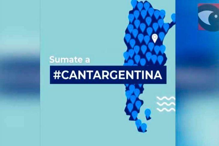 RIVADAVIA SERÁ PARTE DE#CANTARGENTINA