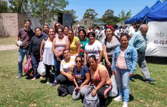 RIVADAVIA ESTUVO PRESENTE EN LA JORNADA ANUAL HORTÍCOLA DE LA PAMPA