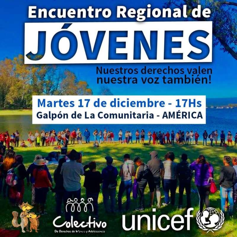 SE VIENE EL ENCUENTRO REGIONAL DE JÓVENES