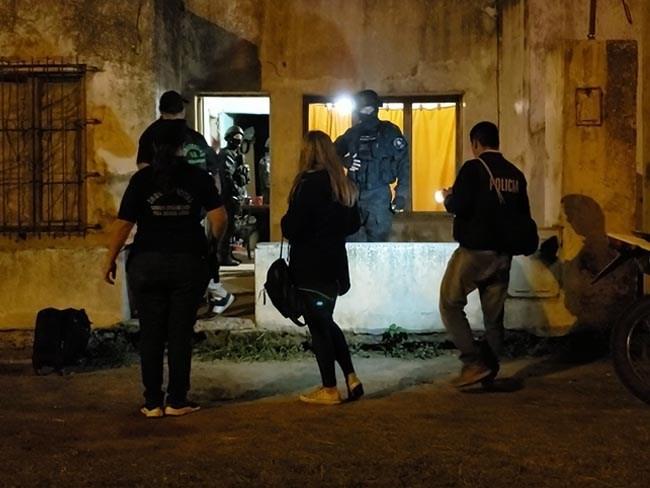 EX POLICÍA RIVADAVIENSE INVOLUCRADO EN CAUSA DE DROGAS