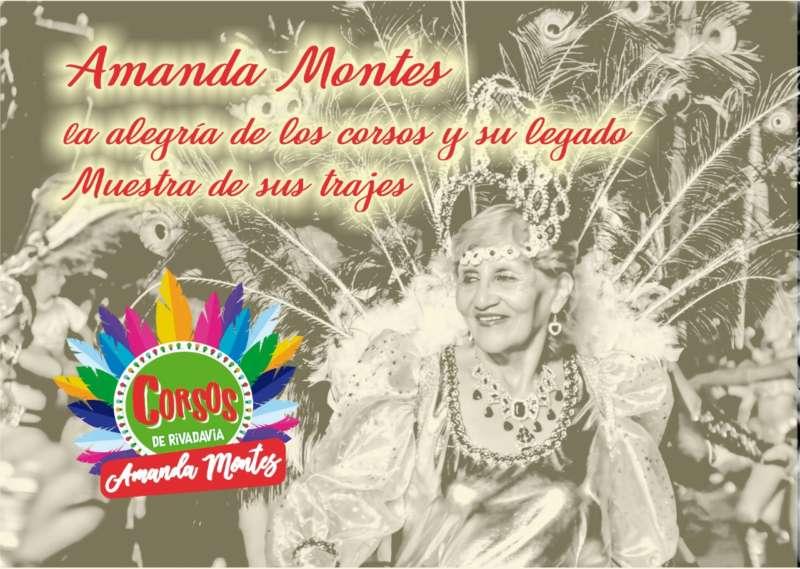 «AMANDA MONTES»: LA ALEGRÍA DE LOS CORSOS Y SU LEGADO