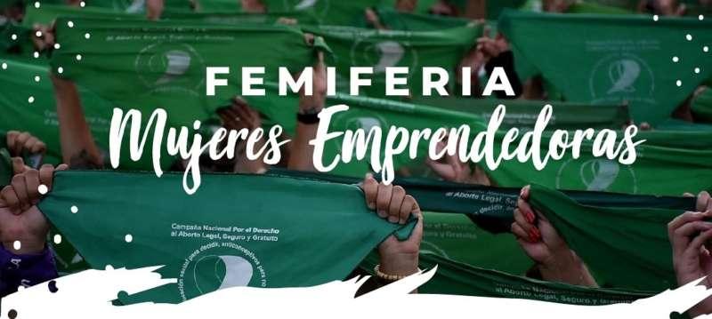 ESTE DOMINGO SE DESARROLLARÁ LA SEGUNDA FEMIFERIA