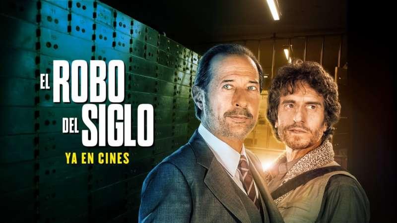 «EL ROBO DEL SIGLO» EN EL CINE TEATRO