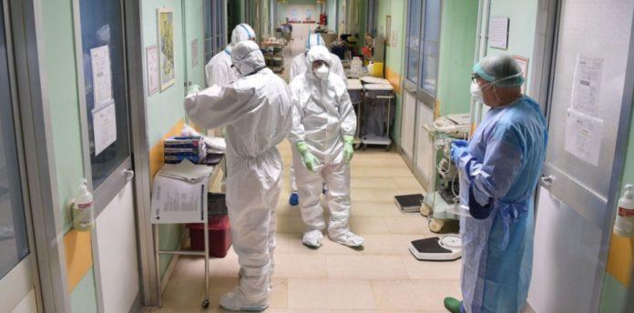 CORONAVIRUS: EN LA PROVINCIA HUBO 163 MUERTES EN UN DÍA