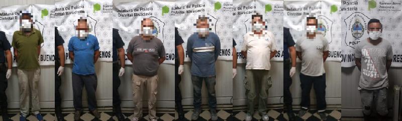 CORONAVIRUS: YA HAY 25 VECINOS CON CAUSAS FEDERALES POR NO CUMPLIR CON EL AISLAMIENTO OBLIGATORIO