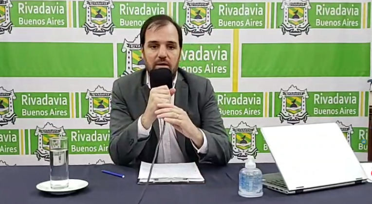 REYNOSO PIDIÓ A LA DIRECTORA GENERAL DE CULTURA Y EDUCACIÓN POR LA VUELTA DE LAS CLASES PRESENCIALES EN RIVADAVIA