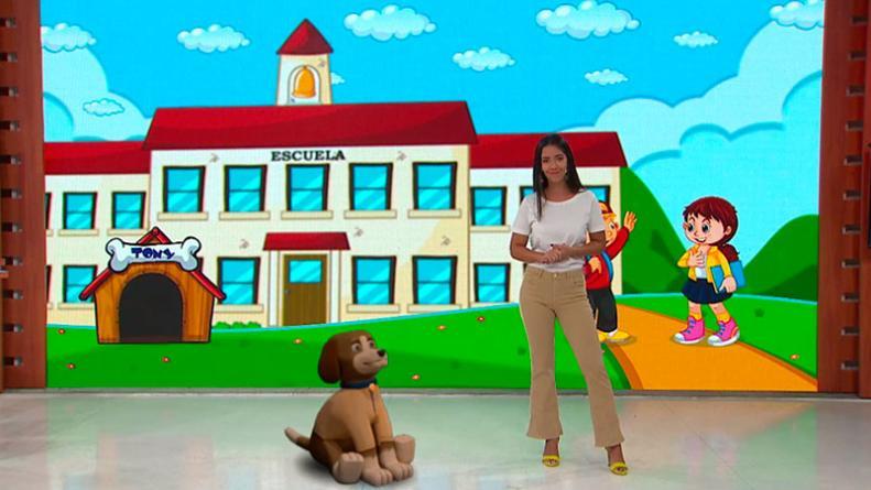UN RIVADAVIENSE CREÓ UNA MASCOTA EN 3D PARA LA TV CORDOBESA