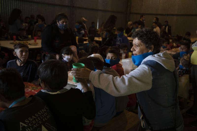 UNICEF ESTIMA QUE UNOS 750.000 CHICOS CAERÁN EN LA POBREZA EN EL PAÍS