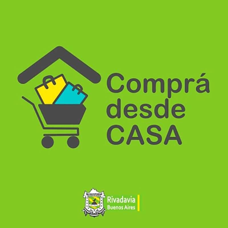 """""""COMPRÁ EN CASA"""", EL NUEVO SISTEMA DE COMPRA ONLINE"""
