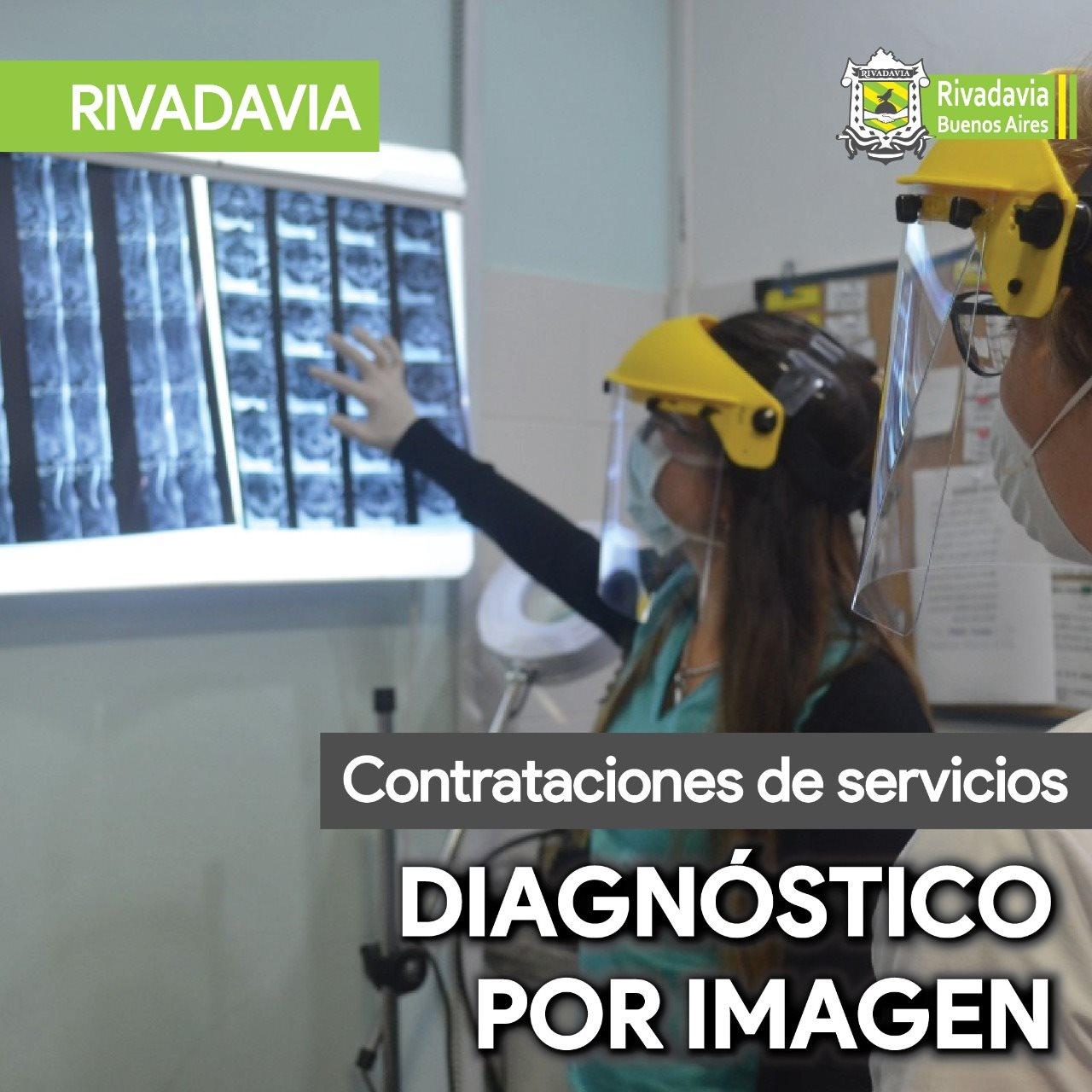 BUSCAMOS PROFESIONAL PARA SERVICIO DE DIAGNÓSTICO POR IMÁGENES