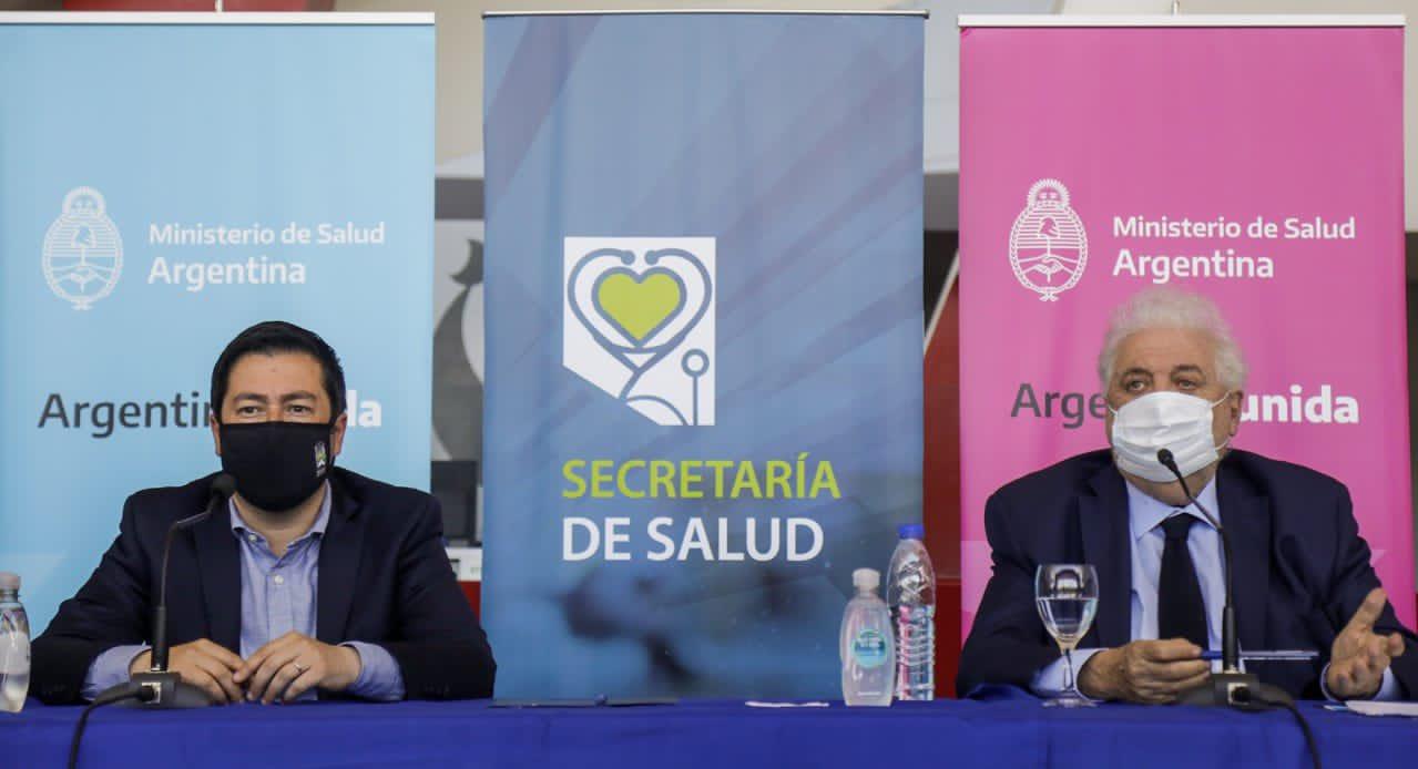 """GONZÁLEZ GARCÍA: """"NUESTRA INTENCIÓN ES PODER VACUNAR EN EL VERANO"""""""