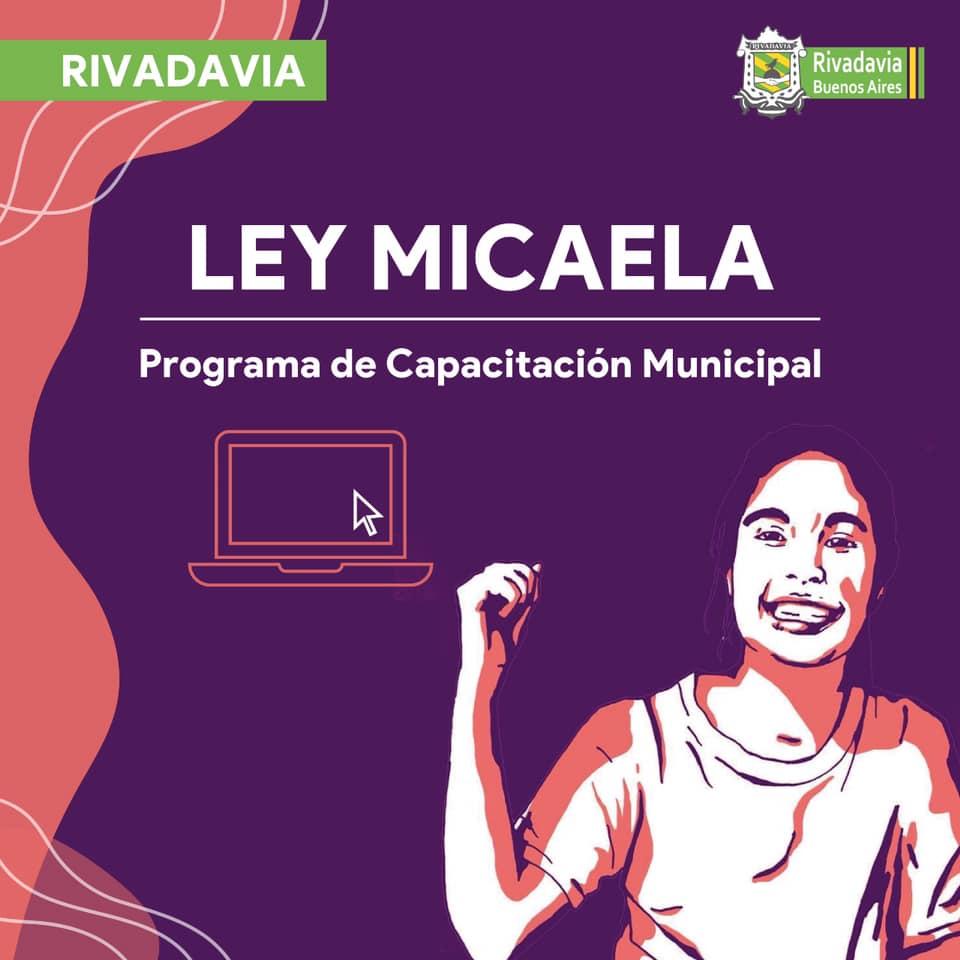 LEY MICAELA: CAPACITACIÓN SOBRE VIOLENCIA DE GÉNERO PARA AGENTES MUNICIPALES
