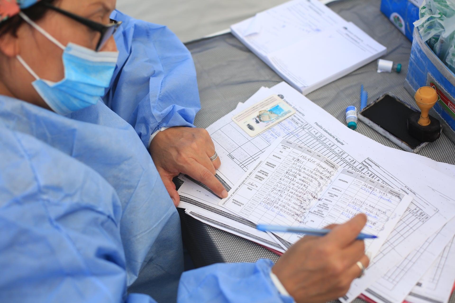 PROVINCIA: LOS CONTAGIOS CAYERON UN 30% EN LAS ÚLTIMAS TRES SEMANAS